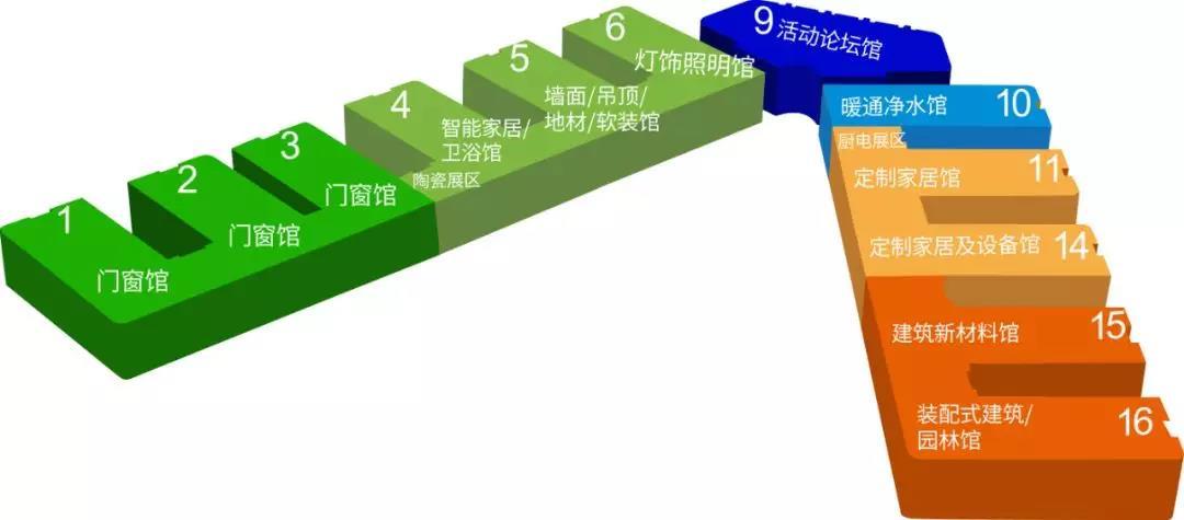 2020第二十届成都建筑及装饰材料博览会招商工作正式启动 15万㎡展览面积共拓中西部市场(图4)